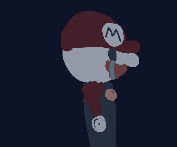 Emotionally unstable Mario