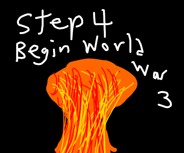 Step 3: claim for the british empire