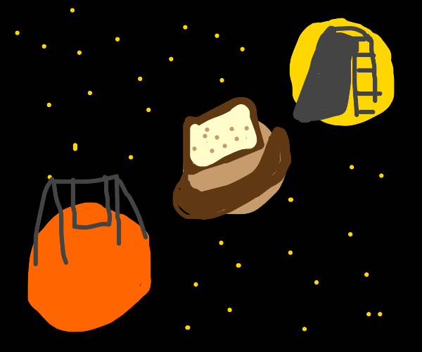 Playground in space