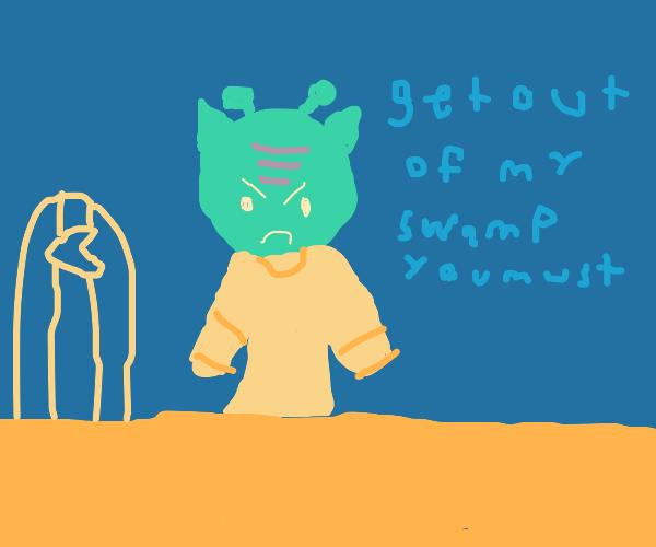 Yoda the Ogre