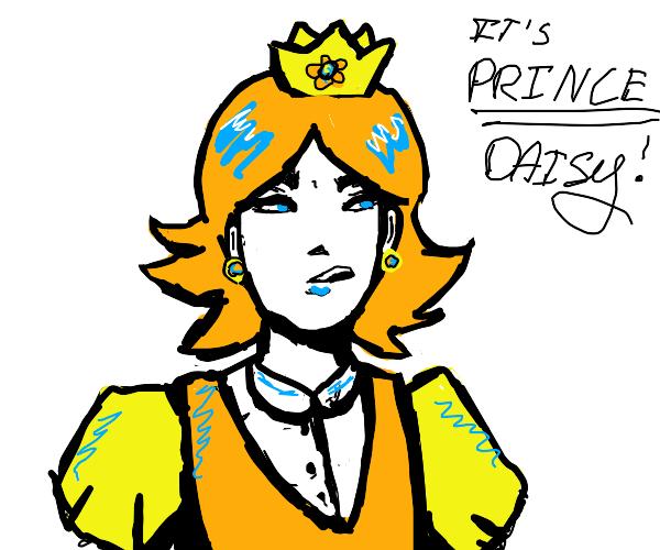 Transgender Princess Daisy