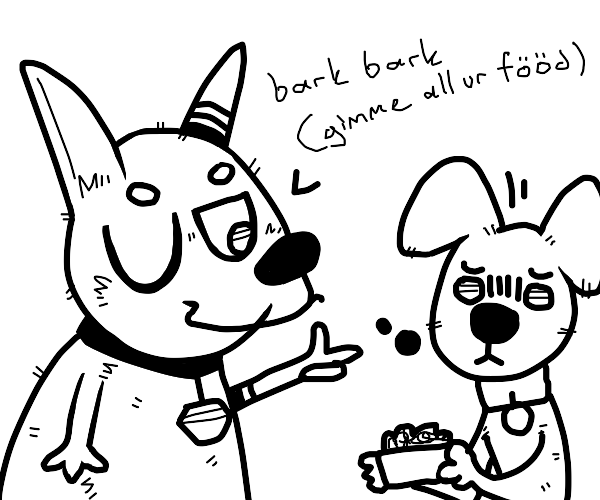 Dog bully