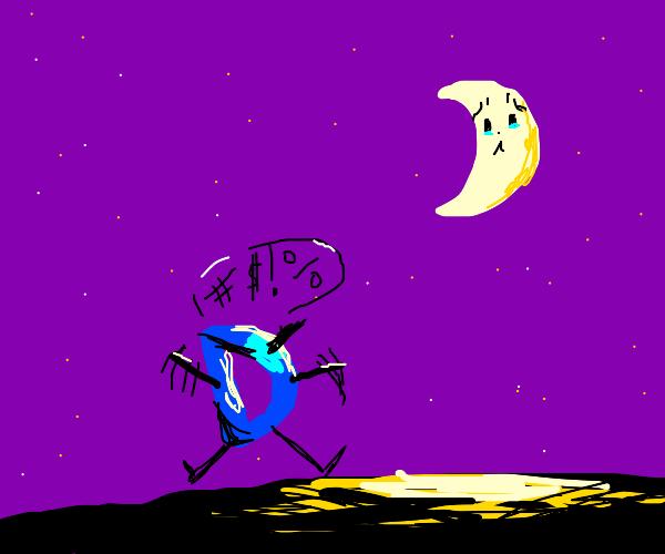 drawception hates the moon