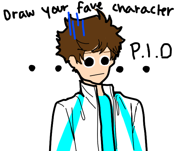 Your Favorite Character P.I.O (Pass It On)