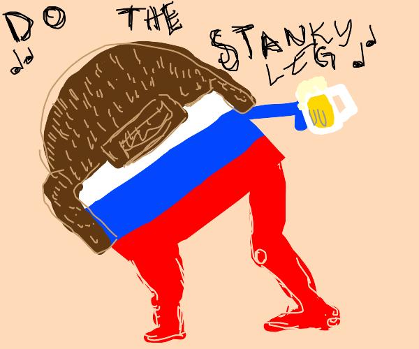 Stank Russia
