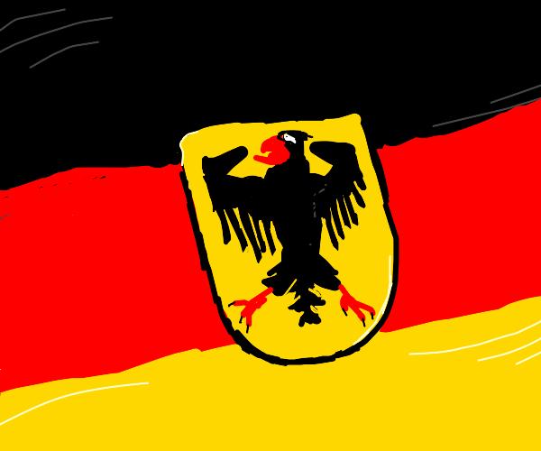 Flag of germsny