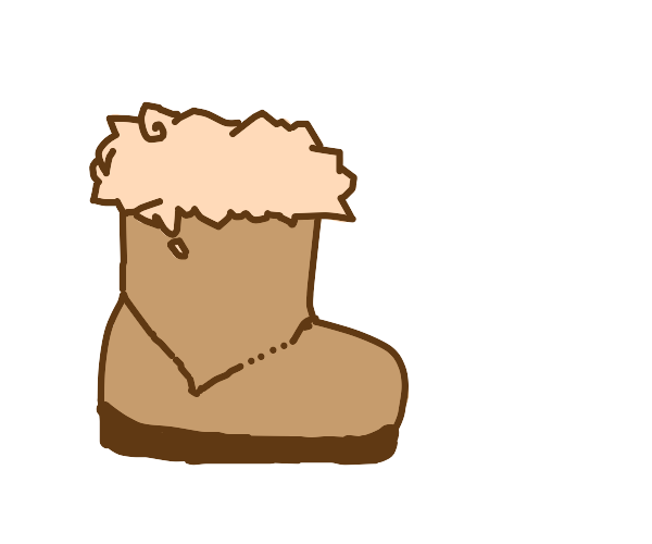 WHITE GIRL UGGS