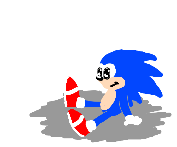 cute sonic the hedgehog