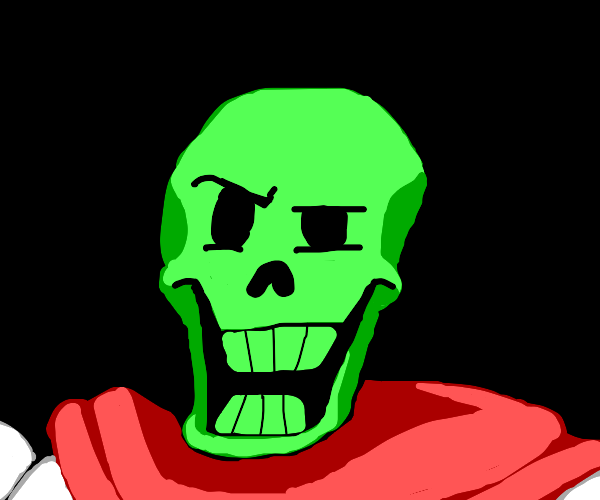 Papyros but he has green head