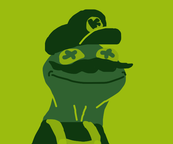 Super Kermit Bros for the gameboy!