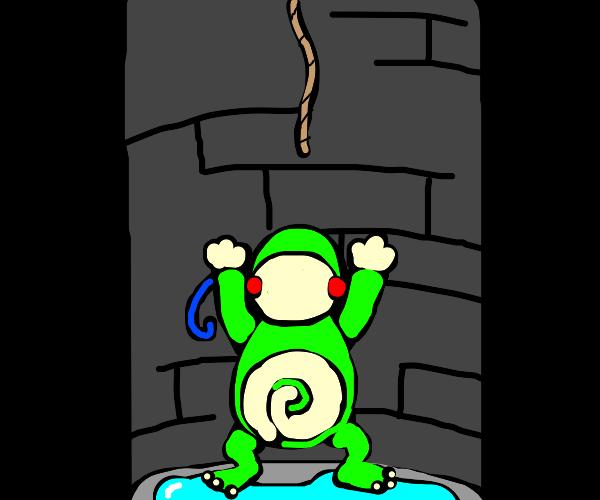 naked human toads - Drawception