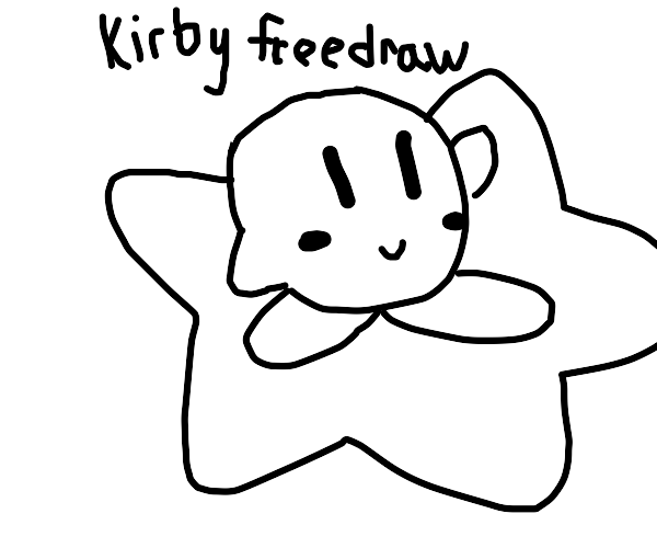kirby freeraw