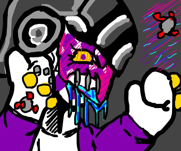 Purple Haze (Stand) Releases Corona