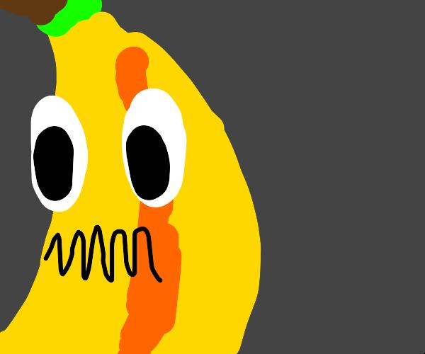 Wiggly jiggly banana