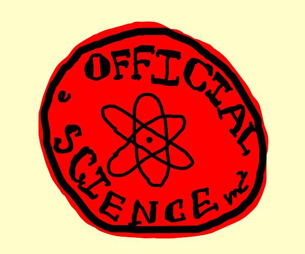 Scientist Seal