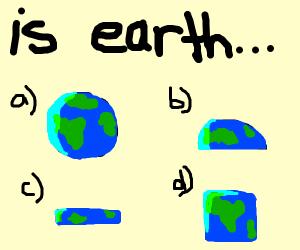 What shape is Earth, really?