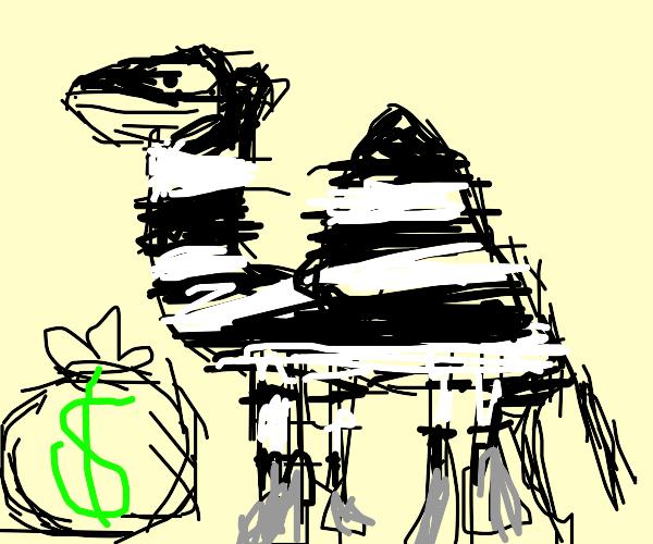 camel bank robber