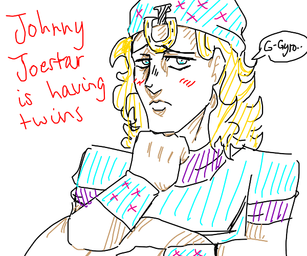 The Gyro x Johnny fanfic that noone asked for