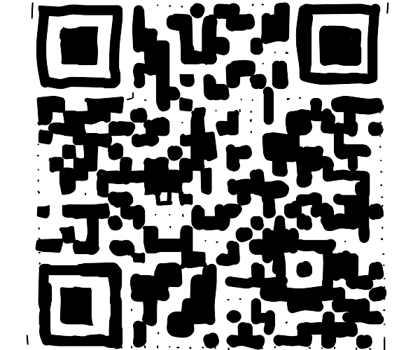 Never gonna give you up QR code