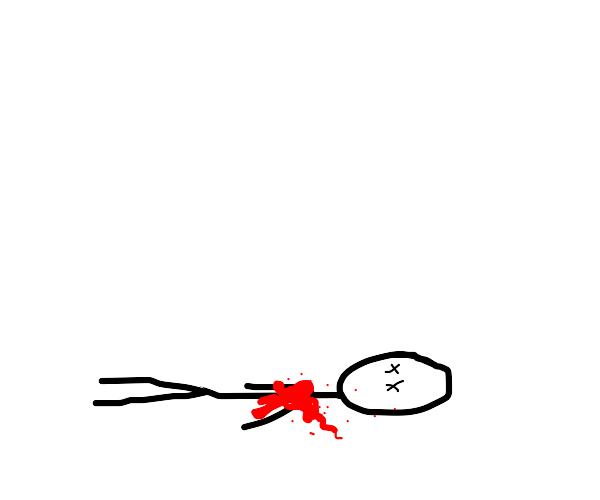 Dead Stickman