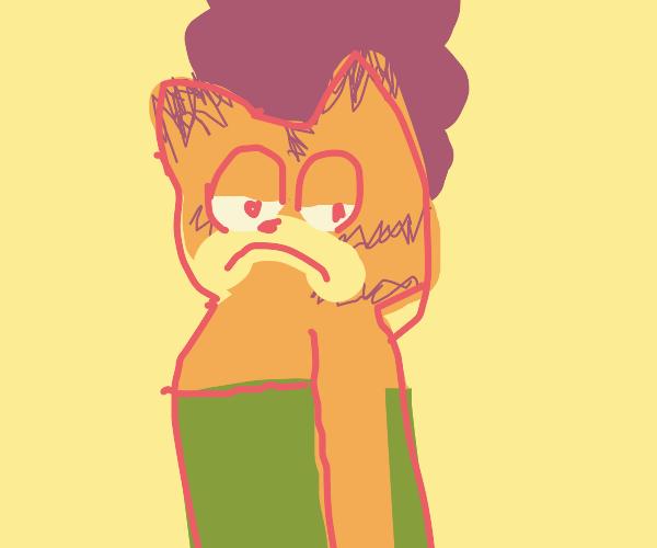 Garfield simpson