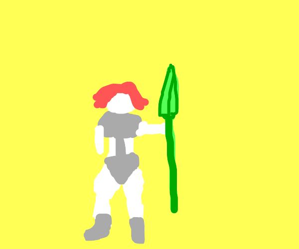 female armor in videogames