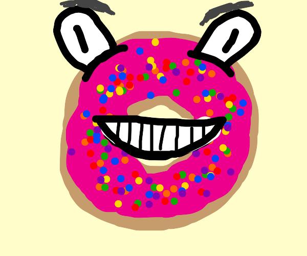 Sinister donut
