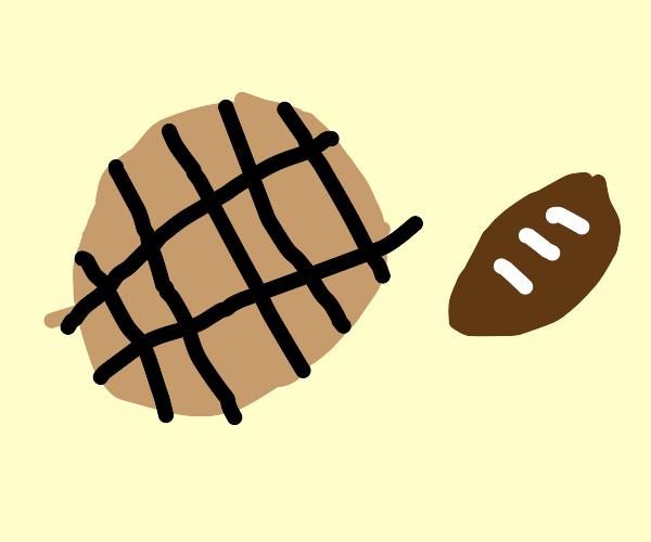 Waffle football