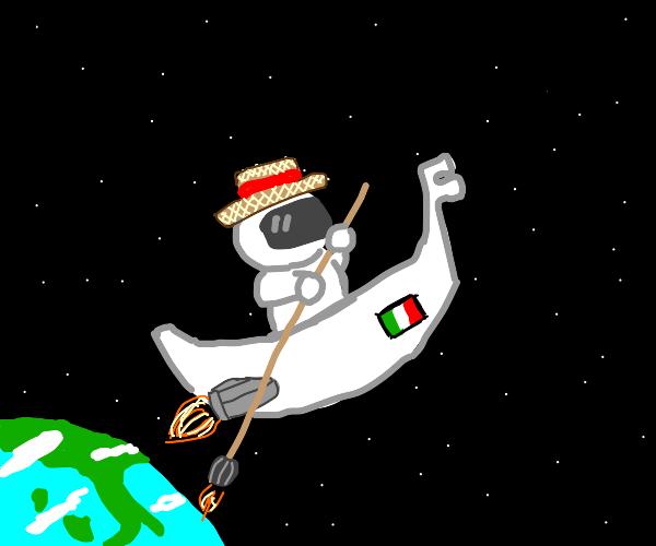 Italian space program