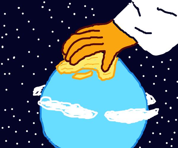 World creation myth