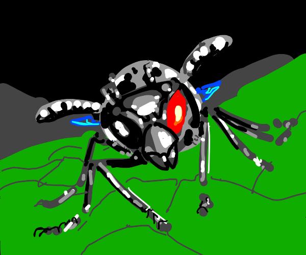 Terminator wasp