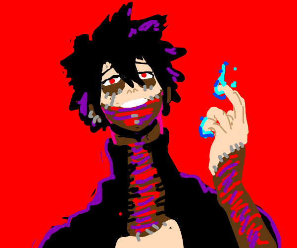 DABI FROM MHA/BNHA (LOOK IT UP)