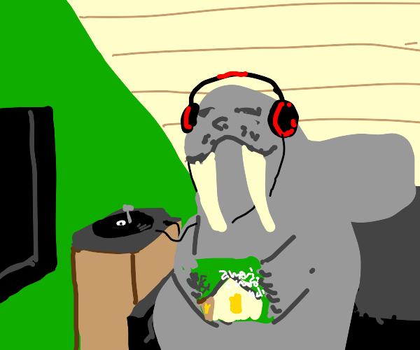 Emo Walrus