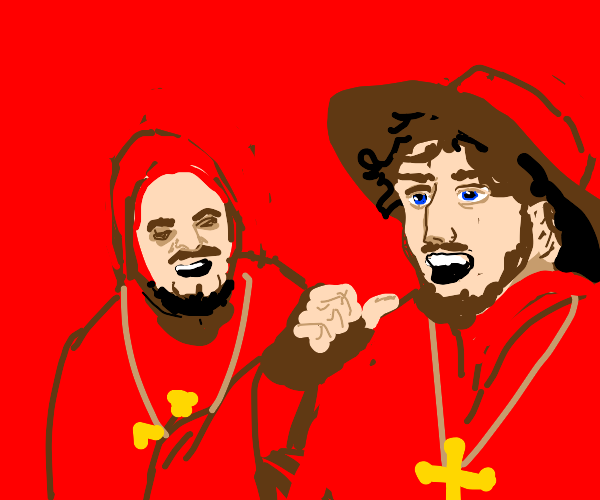 It was the Spanish Inquisition, not Dio!