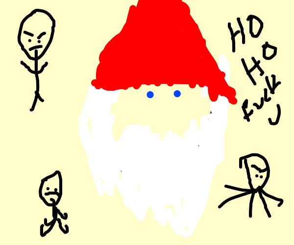 Nightmare Santa