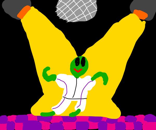 Alien disco