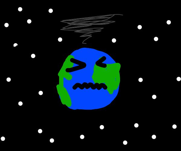 Cranky Earth
