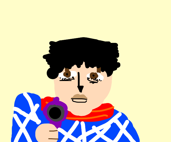 Mista without a hat