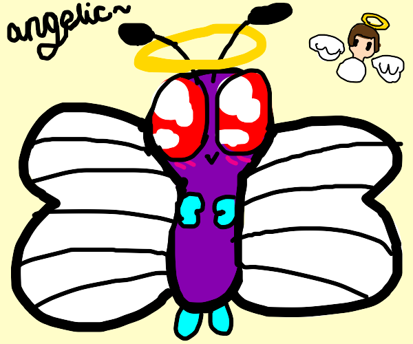 Butterfree angel