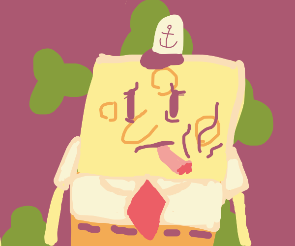 Spongebob but A sToNeR