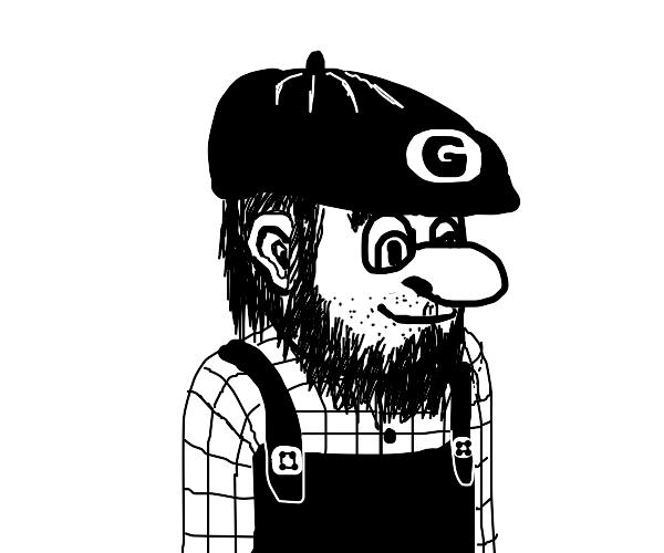 Mario's grandpa.