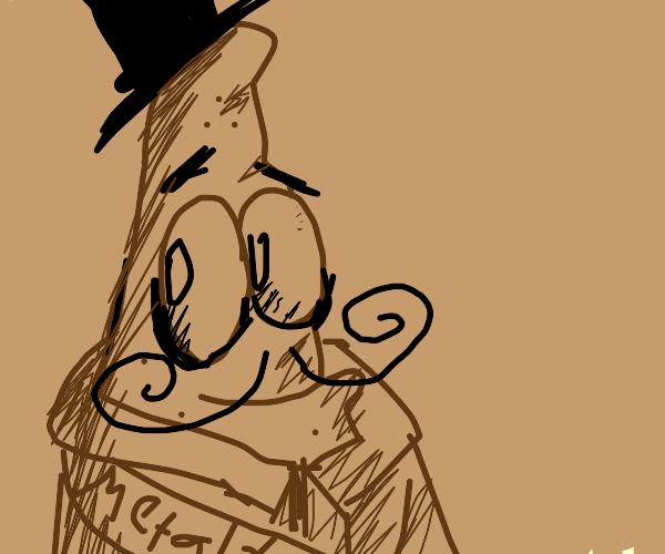 Patrick is the Mayor of metaltown