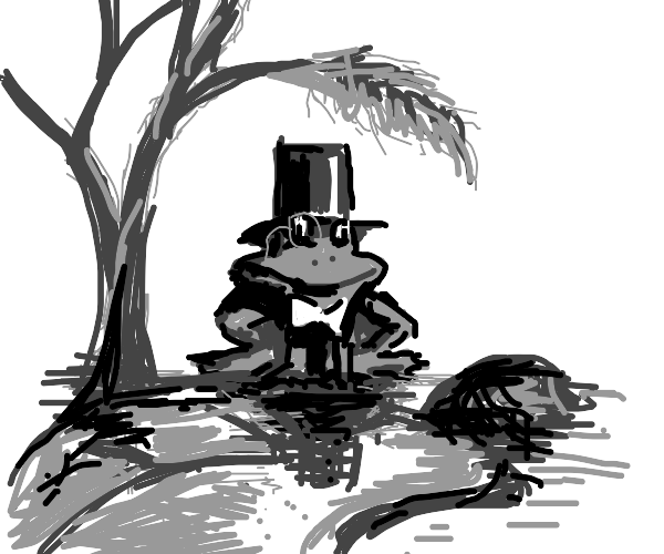 Fancy, Gentlemanly, Tiny Toad