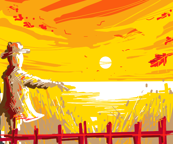 Scarecrow sees massive explosion of the Sun
