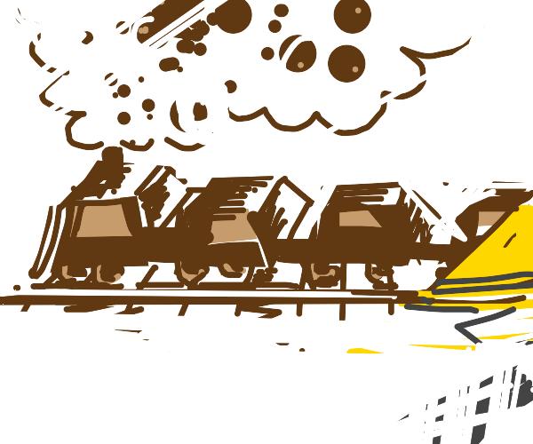 Trainblorone