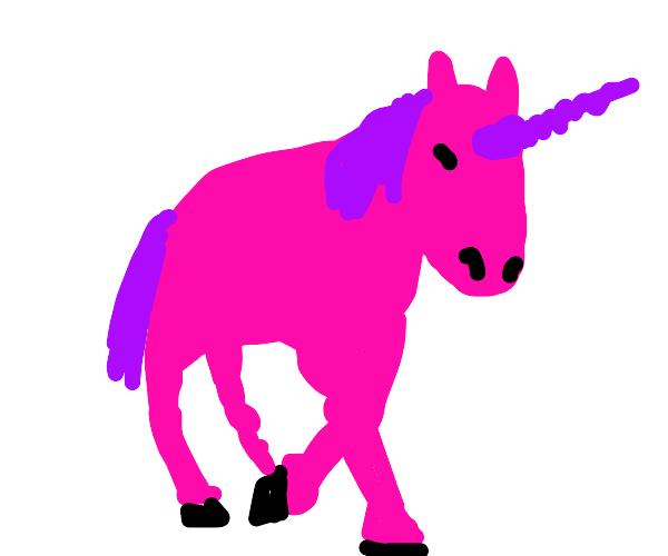 Pink Unicorn :)
