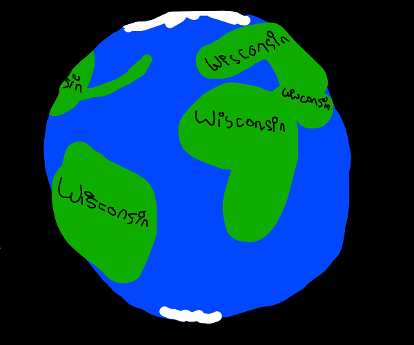 Wisconsin takes over the world