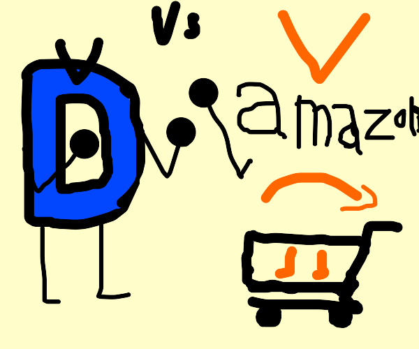 drawception vs amazon