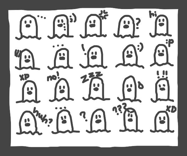 Diglette as an emoji