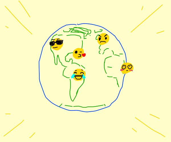 international emojis